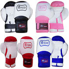 Junior Boxing Gloves Children Sparring Punch Bag Gloves / Mitts Kids 4,6,8 OZ