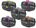 Heritage Cat Carriers Kitten Puppy Dog Pet Safe Travel Carrier Crate Carry Box ✔