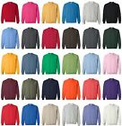 Gildan 18000 Heavy Blend™ Adult Crewneck Sweatshirt Pullover Jumper Fleece S-5XL