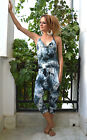 Jumpsuit Overalls Baggy All-in-one low crutch festival Street Style Lagenlook