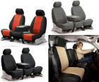 Coverking Synthetic Leather Custom Seat Covers Chrysler Pacifica