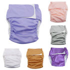 EG_ Reusable Adult Cloth Diaper Nappy Pants for Incontinence Bedwetting Seraphic