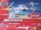 Airfix 1/72 Angel Interceptor Captain Scarlet New Plastic Model Kit A02026 1 72