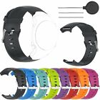 Pour Garmin Approach S3 Touchscreen Golf GPS Watch Silicone Bracelet Bande Band