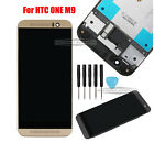New For Htc One M9 Lcd Display Digitizer Touch Screen Replacement Frame Tools Us