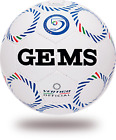 Gems Vertigo Official FIGC - LND Soccer Ball Futsal TH03