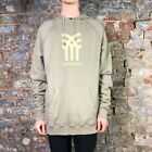 Fenchurch Mens Guard Hood Hoodie Brand New in Beige in size Large