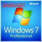 Windows 7 Professional 32 64 bit Activation Key