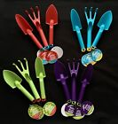 KIDS GARDENING TOOL SET OF 3 TOOLS FOR 3YRS+ - BRAND NEW - HILLS KIDS BRAND