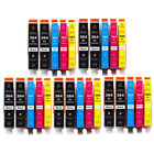 CHIPPED HP 364XL Inks For PhotoSmart 5520 5510 6520 b110a 5515 5520 7520 non-oem