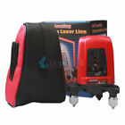 Hot -LS01 360° Self-leveling Cross Laser Level 2 Line 1 Point + Pouch