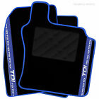 Ford Street Ka 2003 - 2008 Tailored Car Mats + Tdi Stripe [t]