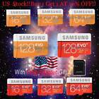 Micro SD TF Card SDHC Samsung EVO Plus C10 16G 32G 64G 128G SDXC Memory Card Lot