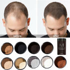 Black Brown Hair Fibers Building Fiber Powder Thickening Bald Patch Men Women UK