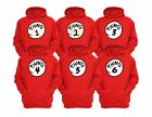 Thing 1 And Thing 2 sweatshirt ADULT & YOUTH ALL SIZES HOODIE