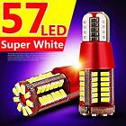 2 Bombillas LED, T10 Canbus, 57SMD 5630 5W5, la + potente del mercado, Car Bulbs