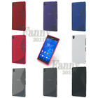 Soft Gel TPU Case Cover Skin For Sony Xperia Z3