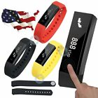 calorie monitor watch - Smart Wristband Bracelet Watch Fitness Activity Tracker Calorie Counter Monitor