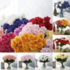 Wholesales 1/10/20 Heads Real Touch Latex Rose Flowers For wedding Bouquet Decor