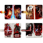 Star Wars Flip PU Leather Wallet Phone Case For Iphone & Samsung $20.94 CAD on eBay