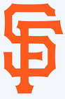 San Francisco Giants Logo Vinyl Decal Sticker - You Pick Color & Size