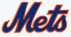New York Mets Logo 2-Color Vinyl Decal Sticker - You Pick Size on Ebay