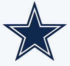 Dallas Cowboys Logo Vinyl Decal Sticker - You Pick Color & Size $3.0 USD on eBay