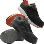 MENS WOMENS ULTRA LIGHTWEIGHT COMPOSITE PLASTIC TOE CAP SAFETY WORK TRAINER SHOE