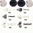 10 Trouser/Skirt Hooks and Bars Fasteners For Waistband Extenders Tailor Sewing