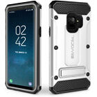 For Samsung Galaxy S9 / S9+ Case, Evocel Full Body Armor Case w/ Rugged Holster