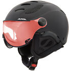 Alpina Jump Ski Helmet with Visor Snowboard NEW