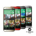 HTC One M8 32GB  (unlocked to all networks)