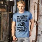 Funny Humorous Biker If You Are Under Control Premium T-Shirt Sizes S to 5XL