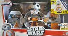 Playskool Star Wars Galactic Heroes Last Jedi BB 8 Adventure Base BB 8 Rey NEW $30.0 USD