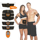 ABS Simulator EMS Training Body Abdominal Muscle Exerciser AB & Arms US Stock