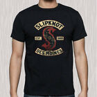 Slipknot est. 1995 Des Moines Metal Band Men's Black T-Shirt Size S to 3XL image