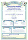 Personalised Retirement Certificate Gift - Day You Retired  A4 &A3