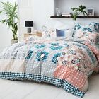 NEW Moroccan Tile Quilt Cover Set