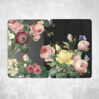 Spring Peony Collection Black&White Smart Cover Case iPad Pro Air Mini 2 3 4