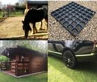 ECO PADDOCKS FIELD SHELTER BASES GRAVEL GRIDS GRASS GRIDS DRIVE MATS ALL SIZES P