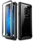 Samsung Galaxy S9 / S9 PLUS  case i-Blason Ares Full-body Clear Bumper Cover
