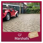 COBBLE STONE BLOCK PAVING MARSHALLS DRIVESYS ORIGINAL MINIMUM ORDER 5 PACKS