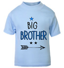 BIG SISTER or BIG BROTHER toddler clothing t-shirt blue, white, pink GREAT GIFT