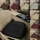 Breathable PU Bamboo Charcoal Car Seat Cover Car Front Seat Protector Cushion