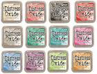Tim Holtz Ranger Distress Oxide Ink Pads Full Size 60 Colours Now In Stock
