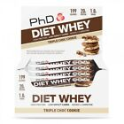 PhD Diet Whey Bar (12x65g) - FREE FAST DELIVERY