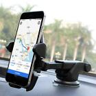 New 360° Car Holder Windshield Mount Bracket For iPhone Mobile Cell Phone GPS