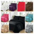 Luxury Ellipse Duvet Cover Quilt Cover set with Pillow Case Bedding Set All Size