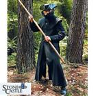 Highwayman Travellers Coat Ideal for Re-enactment, Stage and Costume or LARP