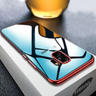 Luxury Electroplated Shockproof TPU Soft Back Case Cover For Samsung Galaxy S9